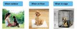 기계를 만드는 자동적인 애완 동물 매트 강아지 패드