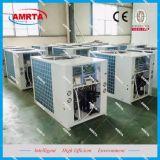 공기에 의하여 냉각되는 소형 열 펌프