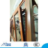O alumínio Under-Hung abertura dentro da janela de segurança