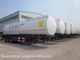 HOWO 45cbm Öl-Tanker-Dieseltransport-LKW-halb Schlussteil