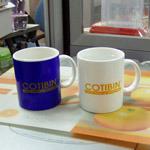 색깔 Mug&Ceramic 세라믹 바꾸어진 찻잔 (CH-CM-01)