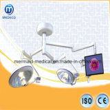Licht/de Lamp van het halogeen het Chirurgische (xyx-F700/500 met Camera en monitor)