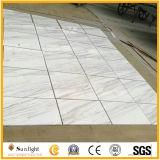 De hete Verkopende Natuurlijke Witte Tegels van de Muur van de Badkamers van de Steen Volakas Marmeren