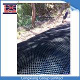 Caminho de cascalho Pavimentadora de erva de plástico estrada grade plástica da base de fornecedores de Grade