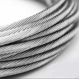 Диаметр 2 мм 304 1X19 производителем кабеля из нержавеющей стали