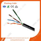 PE van het Koper UTP Cat5e LAN Kabel de van uitstekende kwaliteit