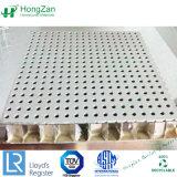 Panneaux de plafond composite alvéolaire en aluminium