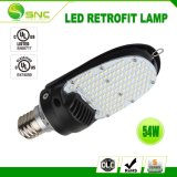 Retrofit LED 54W Lámpara con base de rota