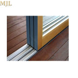 Apartmentのための中国Manufacture Highquality Wooden Sliding Window Door