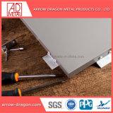 Revêtement en poudre Honeycomb léger en aluminium haute rigidité des panneaux pour les systèmes d'affichage/ Conseil d'exposition