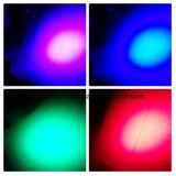 Del LED DMX di PARITÀ 3PCS della fase mini LED PARITÀ dell'indicatore luminoso
