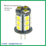 PWM Dimmable G4 LED Abwechslung Lamp/12V/2.3With200lm