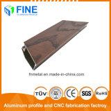 Un buen diseño para la ventana de aluminio extruido, Perfil fabricado en China