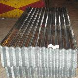 PVA folha de metal corrugado reforçado com fibra de linha de produção