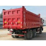 Caminhão Basculante HOWO Hoka/ Carga/Dumper 30 Ton Mercado para a África