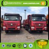 Vrachtwagen van Stortplaats 4 van HOWO A7 420HP de Euro in Filippijnen