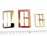Liga de metal de alta qualidade clássico Fivelas para acessórios de vestuário, cintos de segurança de alto nível para acessórios de moda