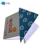 カスタム形の粘着性があるパッドのノートペーパーメモパッドの立方体のノート