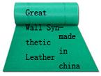 Het grote Synthetische Leer van de Muur