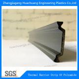 Forme C 25.3mm Largeur rupture thermique pour l'aluminium de la fenêtre de profil