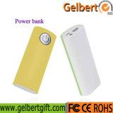 GelbertのRoHSの安くユニバーサルポータブルUSBの充電器