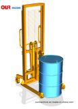 hydraulisches anhebendes Trommel-Ladeplatten-LKW-Trommel-Ablagefach Dt400A-1 des Öl-400kg