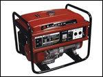 5 квт портативные бензиновые /электрический генератор (фунтов6500)
