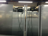 Stainless-Steel Double-Temperature comercial frigorífico e congelador