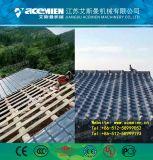 Vitrage en plastique/toit de l'Extrusion de feuilles de bambou de ligne de production