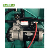 115kVA Cummins 열려있는 유형 디젤 엔진 발전기 세트
