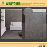 Installation rapide de carreaux de marbre marron pour salle de bains Pods décoration murale