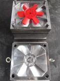 空気ファン型及び射出成形機械を作ること