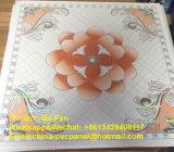 595mm de large panneau de plafond PVC panneau carré