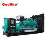 큰 힘 1000kVA/800kw Cummins 디젤 엔진 발전기 공장 판매