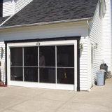 Оптовая торговля из стекла и алюминия в разрезе Plycarbonate гараж ролик двери