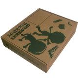 Гофрированное пользовательское поле упаковки из картона для транспортировки
