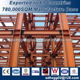 El bastidor de acero ASTM verificado el establecimiento de estructuras metálicas