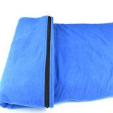 屋外のUltralight単一のキャンプのエンベロプ3のSeasoの寝袋