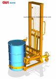 2018新しいDa450鋼鉄プラスチック油圧Palletizerのドラム回転子