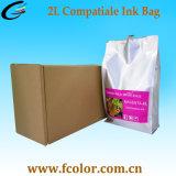 2L bolsas de tinta de sublimación de Mimaki TS34 / TS5 2000ml