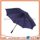 Pubblicità dell'ombrello diritto di golf di promozione