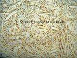 Les pousses de bambou, surgelés IQF les pousses de bambou, tranchés/coupures/lanières
