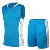 Os homens personalizado' S Sport Suit Uniforme de basquete a aplicar o basquetebol Jersey