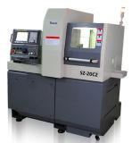 스위스 유형 CNC 자동적인 선반 수직 절단기