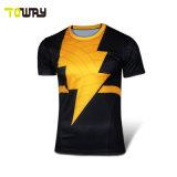 T-Shirt Sublimation In Lycra Stampa Maniche Corte Camicie