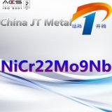 De nikkel-Basis van Nicr22mo9nb de Pijp van de Plaat van de Staaf van de Legering in Uitstekende Kwaliteit en Prijs