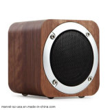 De houten Draadloze Correcte Doos van de Spreker van de Spreker Bluetooth Draagbare voor Alle Apparaten Bluetooth