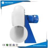 300 de polipropileno Plástico anticorrosivo ventilador Radial