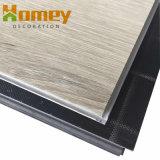 Nouvelle série de plancher en bois coloré en PVC