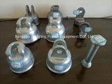 Los racores de material de hierro dúctil para la transmisión de energía de alta tensión